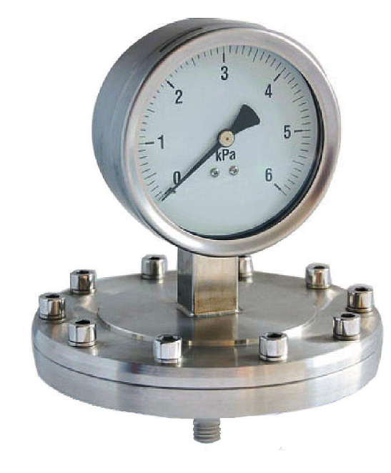 MNSS-M series Diaphragm Pressure Gauges