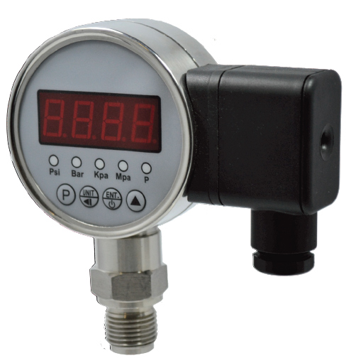 AM-6C series Digital Pressure Gauge, Transmitter and Regulator