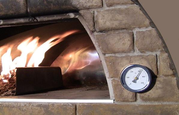 Termometri Guida E Approfondimenti Su Tipologie E Caratteristiche Struttura prafabbricata da giardino con forno e barbecue. termometri guida e approfondimenti su